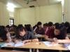 Công tác hoc sinh sinh viên sau tết Bính Thân